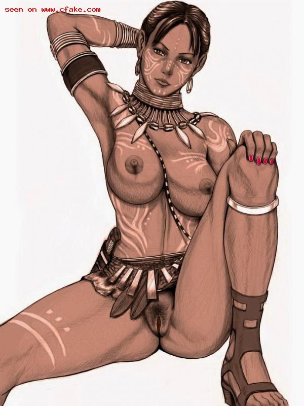 Resident evil star nude